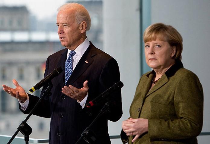 Байден і Меркель: Росія має зменшити присутність військ біля України -  FINBALANCE. Все про економіку та фінанси.